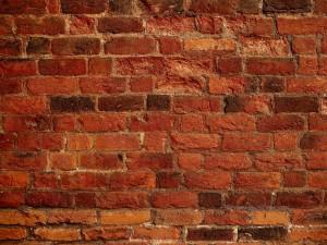 02 - 1740 Swedish brick wall